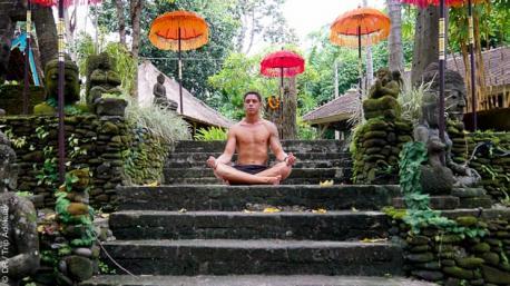 Votre séjour yoga à Ubud, sur l'île de Bali en Indonésie