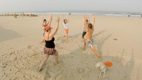 Votre séjour yoga à Goa au cœur de l'Inde
