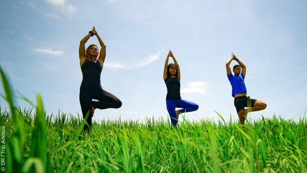 Votre séjour yoga et détente sur l'île de Bali en Indonésie