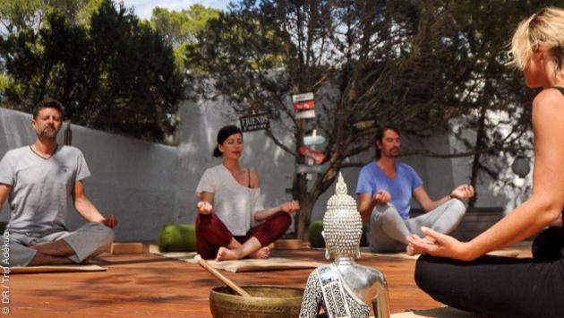 Ibiza en version zen et yoga