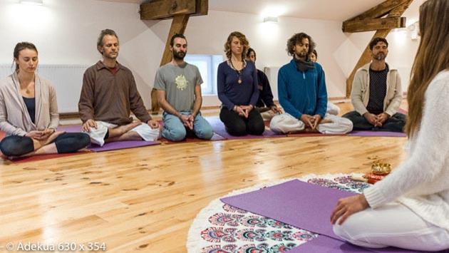 Votre retraite méditation et yoga dans le Beaujolais en France