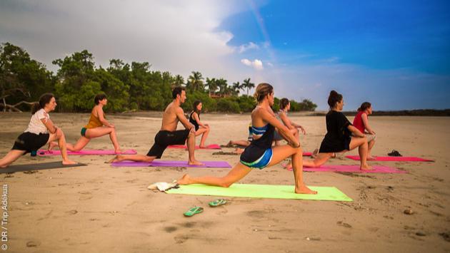 Votre séjour yoga pura vida au Costa Rica