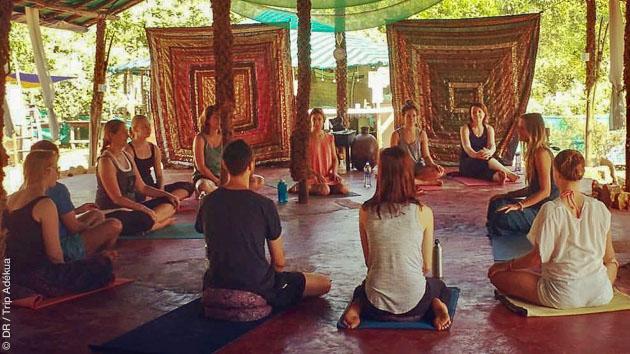 expérience vibratoire pour harmoniser vos chakras en Inde
