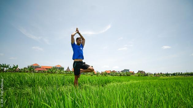 Venez découvrir Bali et pratiquer le yoga pour un séjour unique