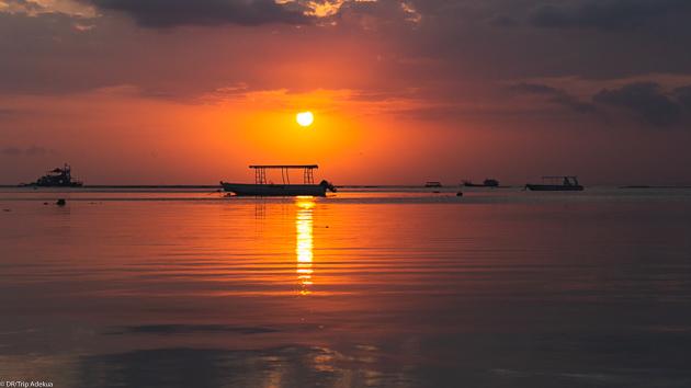 Savourez al beauté de l'île de Nusa Lembongan pendant votre retraite
