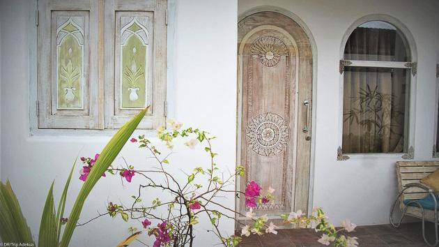 Votre guest house tout confort à Nusa Lembongan en Indonésie