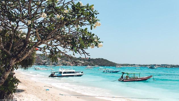 Découvrez la douceur de vivre sur l'île de Nusa Lembongan en Indonésie