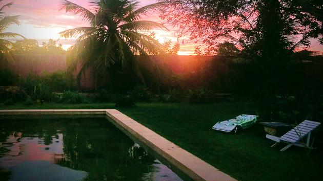 Profitez de notre piscine pour un moment de détente unique