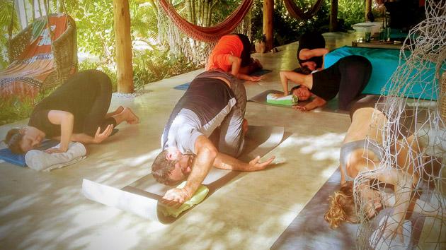 Profitez d'une séance d'initiation au yoga par jour