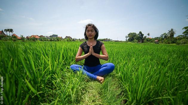 Yoga, méditation, détente pour un séjour de rêve à Bali