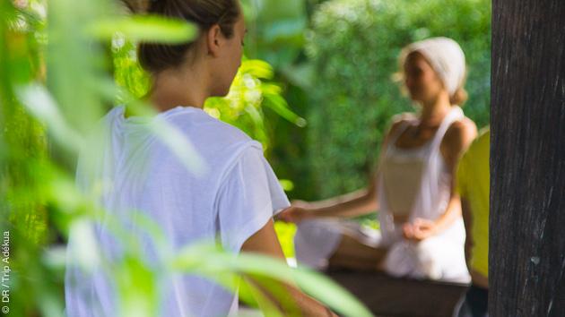 Yoga, méditation et retraite silencieuse pour ces vacances à Bali
