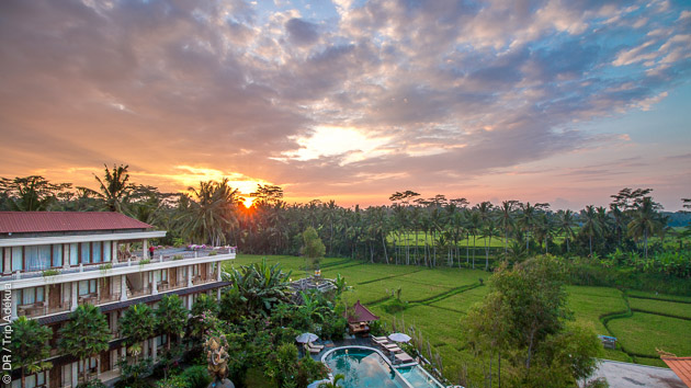 Une retraite yoga unique et inoubliable à Bali en Indonésie