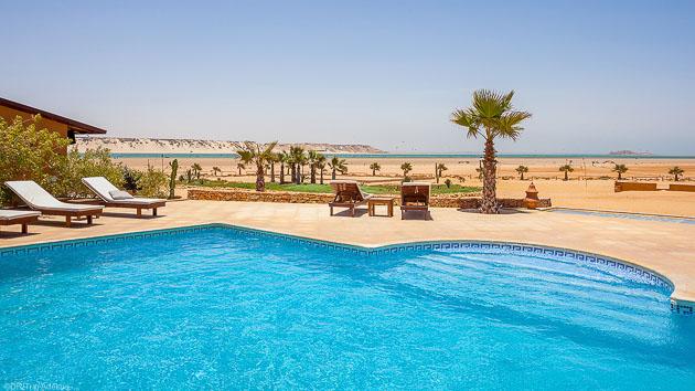 Votre yoga camp tout confort avec piscine au Maroc