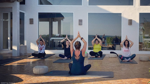 Yoga, bien-être et développement personnel au Maroc