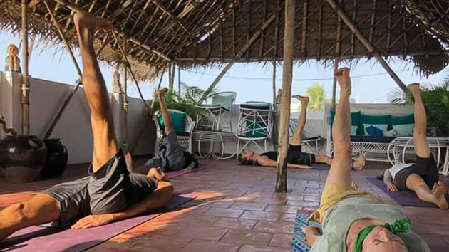 Venez pratiquer le yoga et découvrir les trésors de Pondichéry