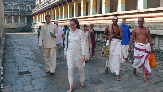 A la rencontre de la population indienne pendant votre séjour yoga