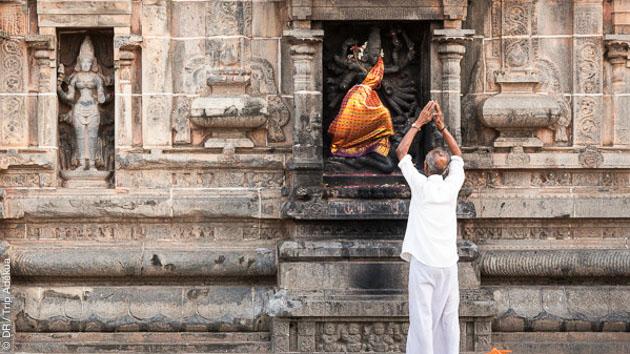 Voyage spirituel et yogique en Inde
