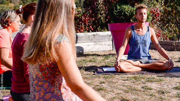 Venez vous imprégner de la culture yogique de l'Inde millénaire