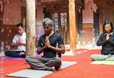 Yoga et méditation au cœur de l'Himalaya en Inde - voyages adékua