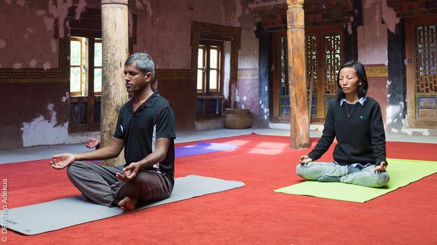 Hatha yoga, méditation et relaxation pour un séjour yoga unique