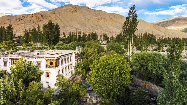 Yoga, méditation et découverte du Ladakh