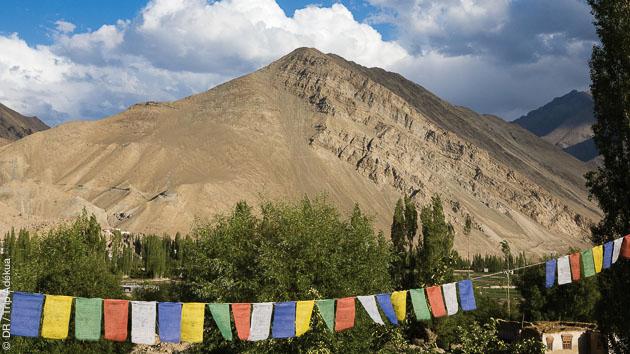 Découvrez la beauté du Ladakh pendant votre séjour yoga
