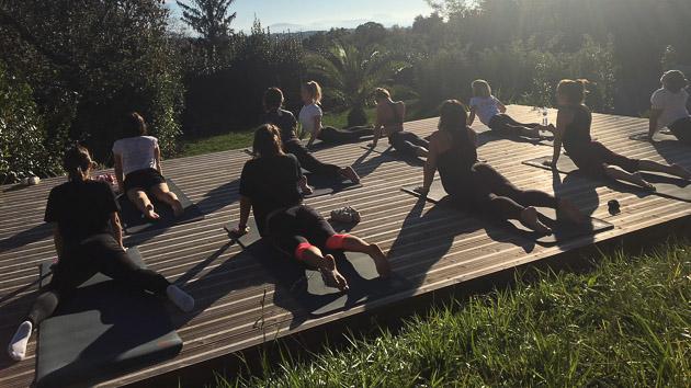 Yoga et méditation pour un séjour unique à Bodart au Pays Basque