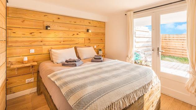 Une maison basque rénovée avec soin pour vous accueillir à Bidart