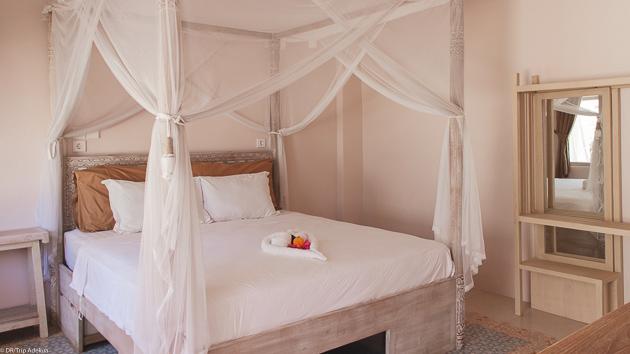 Votre guest house tout confort sur l'île de Nusa Lembongan