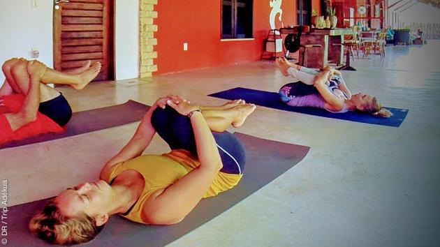 Vos séances de yoga pour un séjour détente unique au Brésil