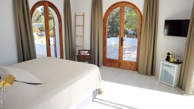 villa et yoga à Ibiza