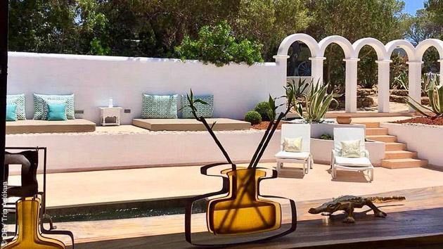 un lieu idéal pour un stage de yoga à Ibiza