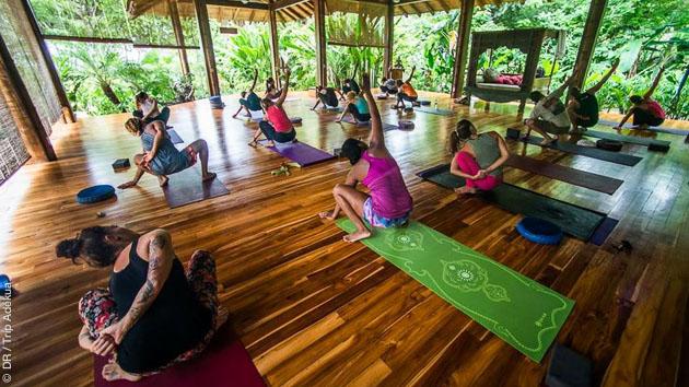 stage de yoga et retraite au Costa Rica