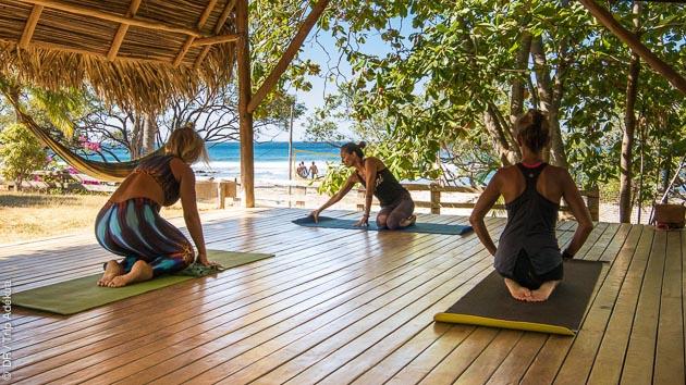 Votre séjour yoga au Costa Rica au cœur d'une nature luxuriante