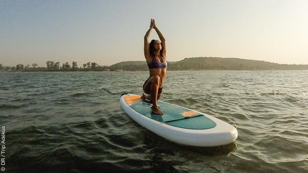 Yoga et SUP pour ce séjour unique à Goa en Inde