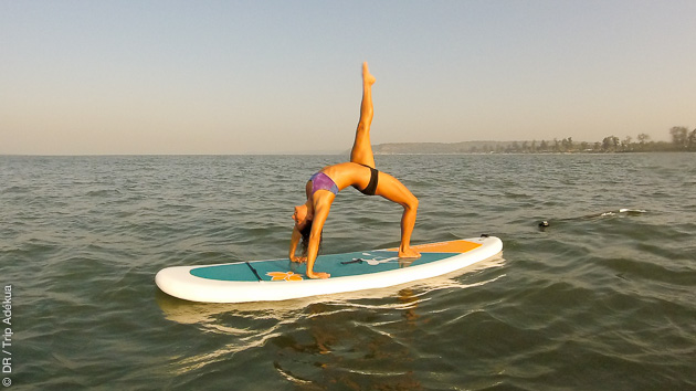 découverte du yoga en Inde