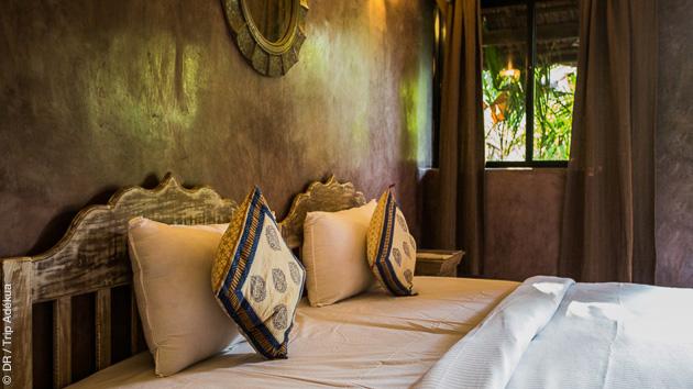 Votre hébergement à Goa en bungalow eco-lodge
