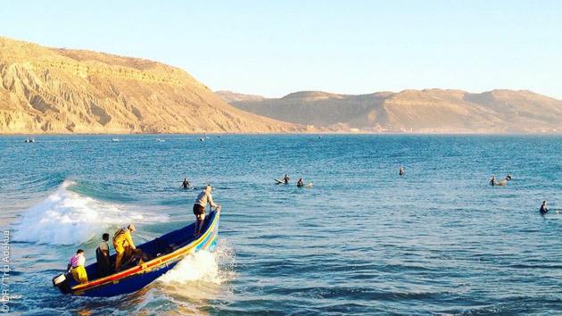 La découverte de la côte marocaine pendant votre stage de yoga
