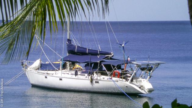 Votre voilier pour parcourir les côtes des Caraïbes