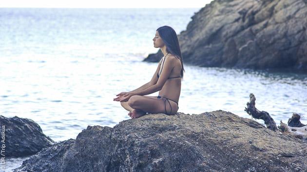 Un séjour en voilier avec deux séances de yoga par jour