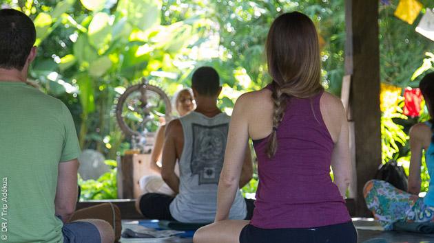 Votre séjour yoga à Bali en Indonésie